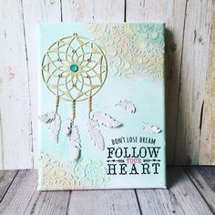 #mariannedesign #mariannedesigndies #dreamcatcher #followyourheart #followyourdreams