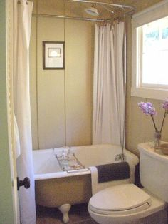 carmel cottage rental vintage claw foot tub u0026 shower in second bathroom