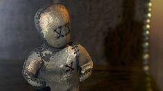 VooDoo. Laleczka kontra stwórca Animation 3d, Sad Life, Voodoo Dolls, Short Film, Horror, Batman, Sombre, Shamanism, Statue