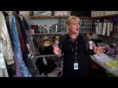 Marion Boyce, costume designer for Miss Fisher's Murder Mysteries