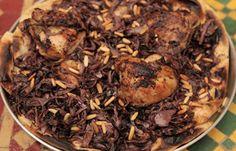 Msakhan Chicken Recipe