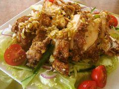 油淋鶏(ユーリンチー)の画像