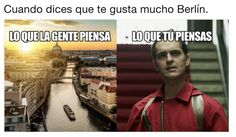 "18 Memes de ""La casa de papel"" que te matarán de la risa Netflix Series, Series Movies, Tv Series, Annoying Girlfriend, Stranger Things Netflix, Best Series, Profile Photo, Music Tv, Funny People"