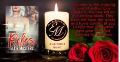 New Kids, Teaser, Candle Jars, This Book, Writing, Candle Mason Jars, Being A Writer, Letter