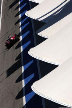 F1 2014 - Bahrain - Day 8 - Testing
