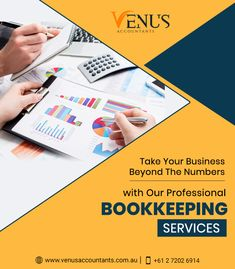 Take your business beyond the numbers with our professional bookkeeping services.  For more details, please call us on 📞 +61 2 7202 6914  #VenusAccountants #BookkeepingServices #Bookkeepers #Australia Bookkeeping Services, Accounting Services, Venus, Numbers, Australia, Business, Store, Business Illustration, Venus Symbol