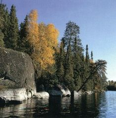 Boundary Waters, MN Looking forward to warm weather and vacation this summer to our annual location =)