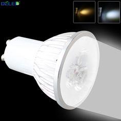 Steady Super Bright Gu10 Bulb Light Dimmable Led Ceiling Light Warm/white 85-265v 6w 9w Smd5730 Gu10 Led Lamp Light Gu10 Led Spotlight Crazy Price Led Bulbs & Tubes