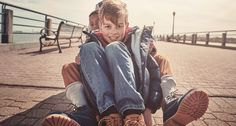 Kidswear - Infant, Toddler & Teen Clothes | Timberland UK