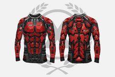 X-Guard Brand :: Jiu Jitsu Kimonos, Fight Wear, & Clothing – BattleScar Rash Guard