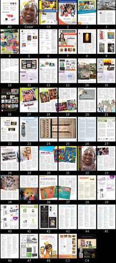 """Strive for Artistry""  SchoolArts - May 2012 - Page 12-13. (The entire publication is super cool - but this article is important.  Less is more!"