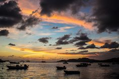 Sunset, Vieques-Puerto Rico