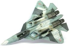 Sukhoi TA-50 PAK FA | Unknown Scale