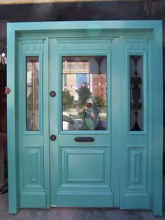 bodrum için tasarlanmış özel villa giriş kapısı