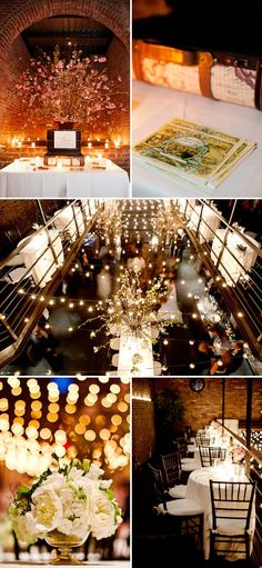 wedding at the foundry
