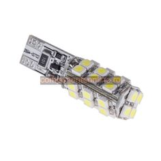 Bec auto cu LED, T1, 28 LED-uri, lumina alba, 12V - 200587