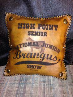 Bronc Halter Leather Noseband On Nylon Halter Trophy