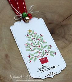 25 Days of Christmas Tags - Day 24 More