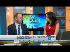 Get Real Health's Jason Harmon Discusses DFFUSA 2014 on News Channel 8