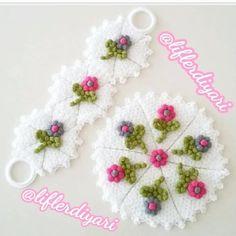 Filet Crochet, Baby Knitting Patterns, Piercings, Crochet Earrings, Moda Emo, Instagram, Railings, Man Fashion, Hairstyle Man