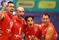 News detail - Tunisia beat Mexico in tie-break; still the Mexican team captures the Olympic ticket - Men's World Olympic Qualification Tournament