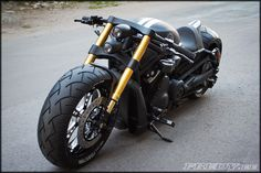 '08 Harley-Davidson VRSCDX Supercharged | Fredy.ee