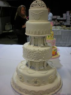 2010 Cake Odyssey Entry by Kelly Cakes Deux, via Flickr