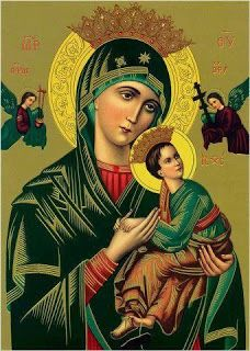 Letter-Stories In Honour of Our Lady of Perpetual Succour Part 5.