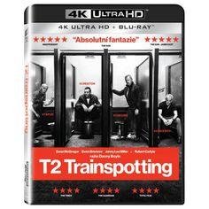 Blu-ray T2 Trainspotting, UHD + BD, CZ dabing | Elpéčko - Predaj vinylových LP platní, hudobných CD a Blu-ray filmov Jonny Lee Miller, Robert Carlyle, Ewan Mcgregor