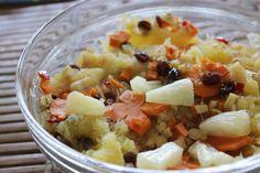 My Homemade Atsara or Pickled Papaya Recipe