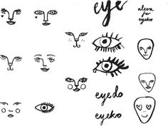 Get an exclusive look at Alexa Chung's first ever doodles for Eyeko as well as hearing about what inspired her edgy new range
