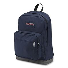 Sports Bags & Backpacks - Rebel Sport - Jansports City Scout Backpack Navy 31L