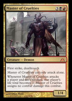 Gatecrash *Myth NM* MTG 1x LORD OF THE VOID