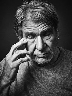 Sexy Old Dudes - stunningoldermen: daisyrildey: I take what I. Best Fashion Photographers, Harrison Ford, More Than Words, David Bowie, Black And White Photography, Cool Style, Hollywood, Actors, Celebrities