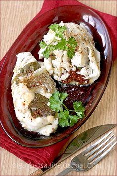 рыбные зразы рецепт с фото