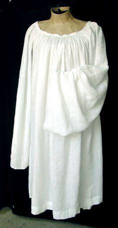 30ba0c445c Festive Attyre  How to make an easy Italian chemise diy ren faire costume  Renaissance Dresses