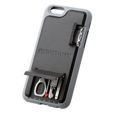 Buy: Swiss+Tech Mobile-Tech Smartphone Tool Case for Apple iPhone Assorted Colors (Black, White & Pink) MFR: Design / Type: Multi-Purpose Tools Gadgets And Gizmos, Electronics Gadgets, Technology Gadgets, Tech Gadgets, Camping Gadgets, Travel Gadgets, Fun Gadgets, Awesome Gadgets, Baby Gadgets