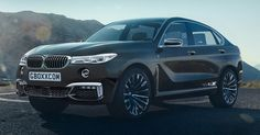 This BMW X8 Is An X7 SAV In Disguise #BMW #BMW_X7