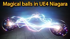 Magical Ball Effect | Unreal Engine Niagara Tutorials | UE4 Niagara Electric Ball Game Engine, Unreal Engine, Digital Media, Engineering, Neon Signs, Youtube, Tech, Art, Game Motor