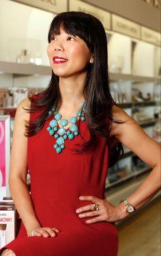 BeautyView: JuE Wong, CEO, @Strivectin