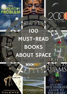 100 Must-Read Books About Space | BookRiot.com