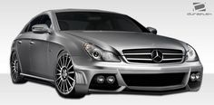 Nice Mercedes: 2006-2011 Mercedes CLS Class C219 W219 Duraflex W-1 Body Kit - 4 Piece...  Products Check more at http://24car.top/2017/2017/05/01/mercedes-2006-2011-mercedes-cls-class-c219-w219-duraflex-w-1-body-kit-4-piece-products/