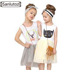 $18.16 (Buy here: https://alitems.com/g/1e8d114494ebda23ff8b16525dc3e8/?i=5&ulp=https%3A%2F%2Fwww.aliexpress.com%2Fitem%2FGirl-Dress-with-Bag-Summer-2016-Children-Girls-Clothes-Kids-Cute-Brand-Designer-Tutu-Dress-for%2F32616029797.html ) Girl Dress (+ Bag) Summer Children Clothing Girls Clothes Kids Cute Brand Designer Tutu Dress for Girls Princess Party Costumes for just $18.16