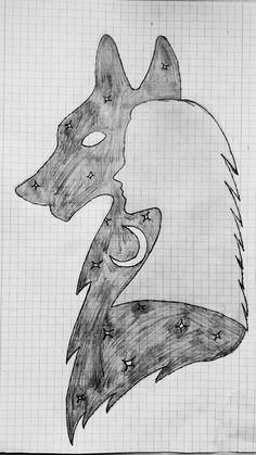 Magical The Goal Of The Illustration Now - - Sad Drawings, Amazing Drawings, Art Drawings Sketches Simple, Pencil Art Drawings, Animal Drawings, Drawing Ideas, Arte Sketchbook, Sketch Painting, Doodle Art