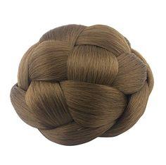 Smilco Hair Bun 9 Color Hairpieces Chignon Fake Hair Bun 1 Piece DOME664 (#10)  //Price: $ & FREE Shipping //     #hair #curles #style #haircare #shampoo #makeup #elixir