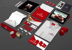 Free Corporate Identity Photoshop Mockup