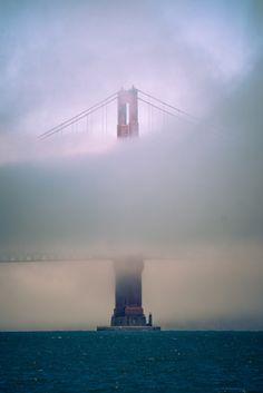 Golden Gate Bridge by Mathieu Chardonnet by San Francisco Feelings