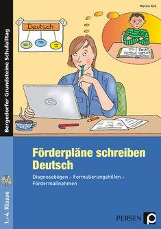 Förderpläne schreiben: Deutsch - Buch