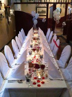 Diner stallen Koetshuis