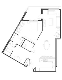 Peterson Landing New Apartments for rent in Kamloops on Summit Drive, Sahali Apartments, Landing, Den, Floor Plans, Group, Type, Bedroom, Architecture, Bedrooms